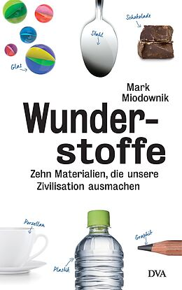 E-Book (epub) Wunderstoffe von Mark Miodownik