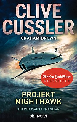 E-Book (epub) Projekt Nighthawk von Clive Cussler, Graham Brown