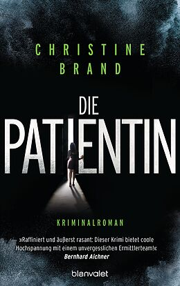 E-Book (epub) Die Patientin von Christine Brand