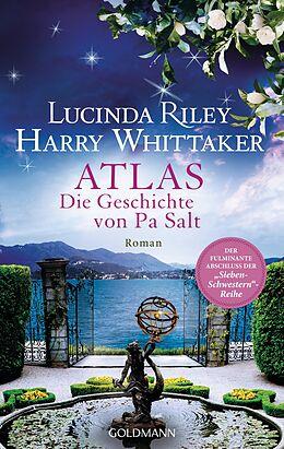 E-Book (epub) Atlas - Die Geschichte von Pa Salt von Lucinda Riley, Harry Whittaker