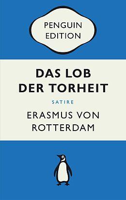 E-Book (epub) Das Lob der Torheit von Erasmus von Rotterdam