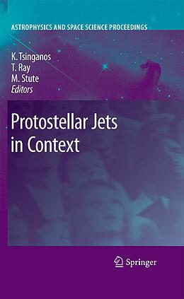E-Book (pdf) Protostellar Jets in Context von