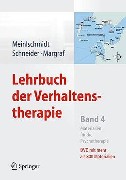 Lehrbuch der Verhaltenstherapie (Band 4): Lehrbuch der Verhaltenstherapie [Version allemande]