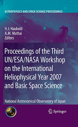 E-Book (pdf) Proceedings of the Third UN/ESA/NASA Workshop on the International Heliophysical Year 2007 and Basic Space Science von