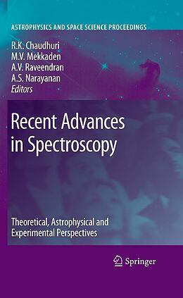 E-Book (pdf) Recent Advances in Spectroscopy von