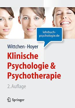 Klinische Psychologie & Psychotherapie (Lehrbuch mit Online-Materialien)