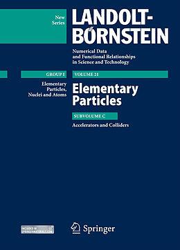 Fester Einband Elementary Particles - Accelerators and Colliders von Ugo Amaldi, Norbert Angert, Klaus Bethge