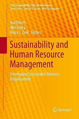 E-Book (pdf) Sustainability and Human Resource Management von