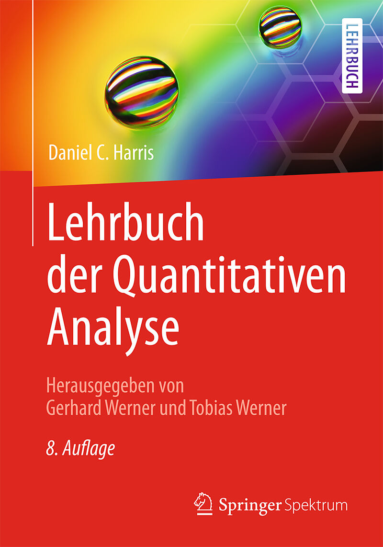 Lehrbuch der Quantitativen Analyse - Daniel C. Harris - Buch kaufen ...