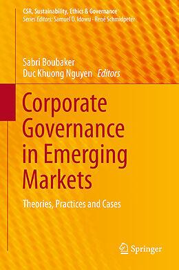 E-Book (pdf) Corporate Governance in Emerging Markets von Sabri Boubaker, Duc Khuong Nguyen