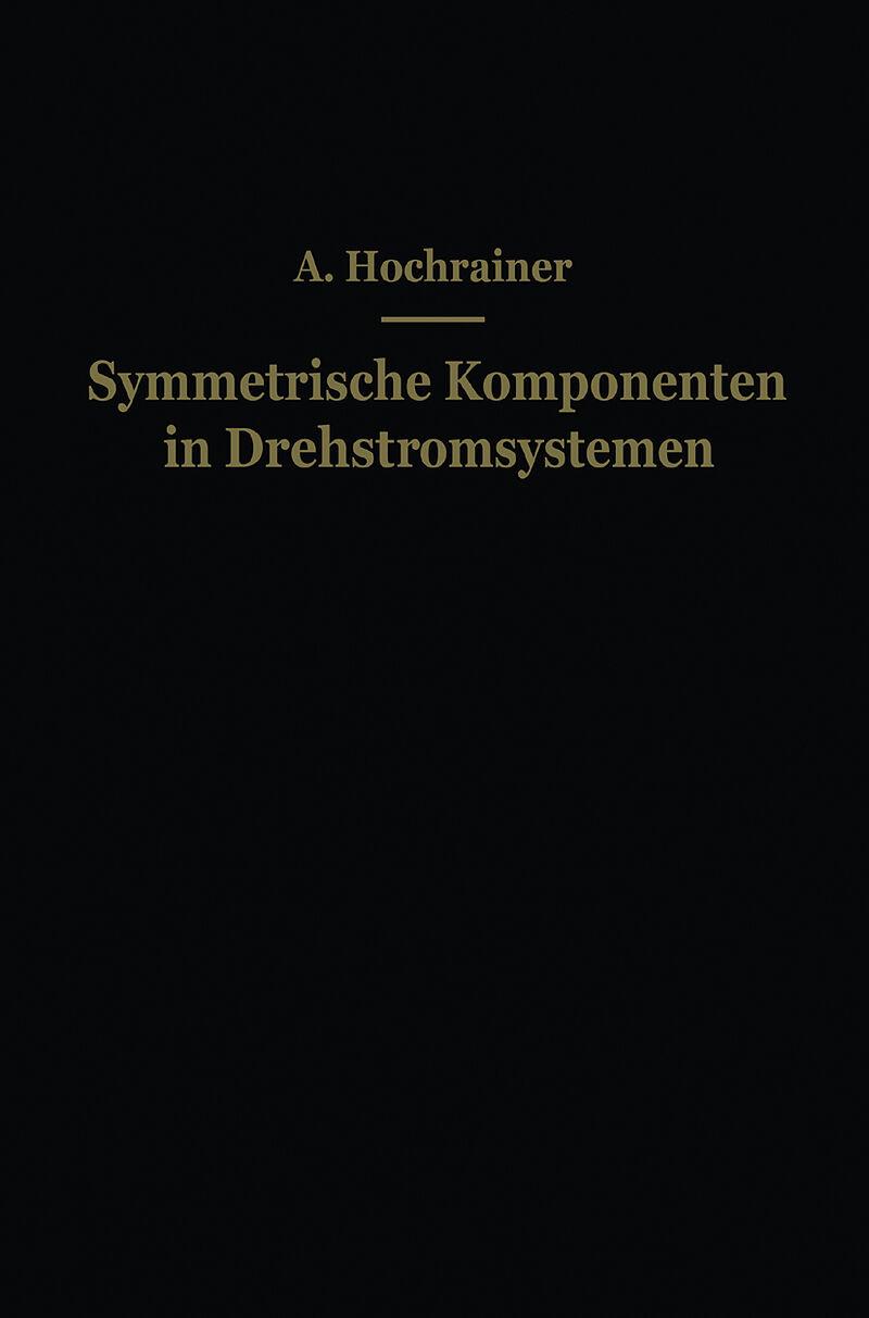 Symmetrische Komponenten in Drehstromsystemen