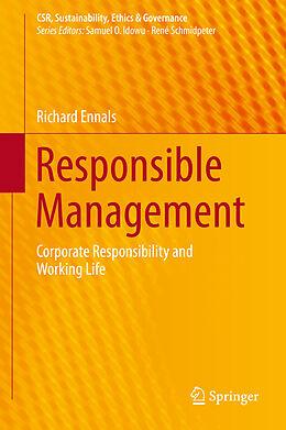 E-Book (pdf) Responsible Management von Richard Ennals