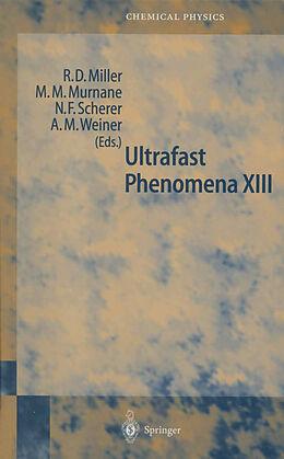 Kartonierter Einband Ultrafast Phenomena XIII von