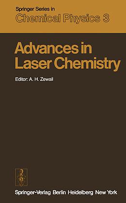Kartonierter Einband Advances in Laser Chemistry von