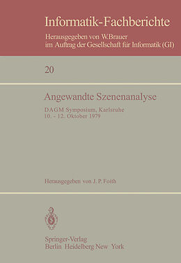 Angewandte Szenenanalyse Buch Kaufen Exlibrisch