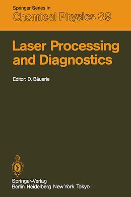 Kartonierter Einband Laser Processing and Diagnostics von