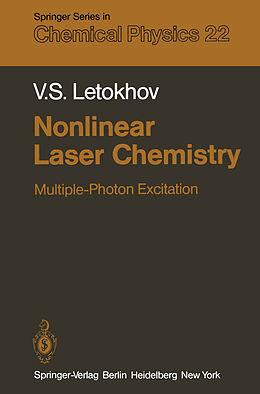 Kartonierter Einband Nonlinear Laser Chemistry von V. S. Letokhov