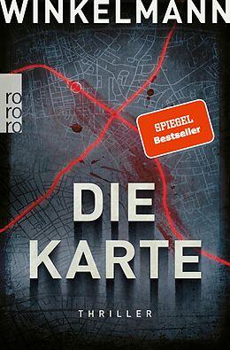 E-Book (epub) Die Karte von Andreas Winkelmann