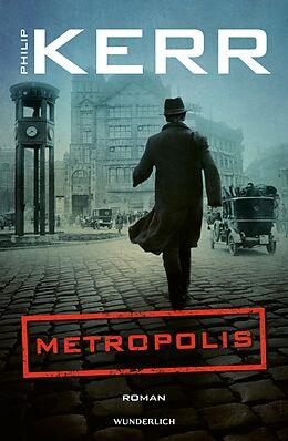 E-Book (epub) Metropolis von Philip Kerr
