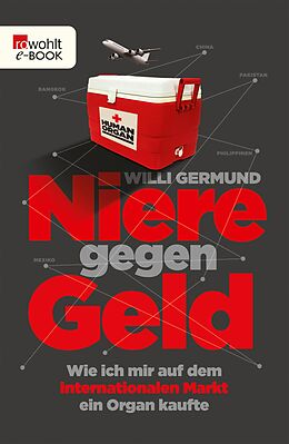 E-Book (epub) Niere gegen Geld von Willi Germund