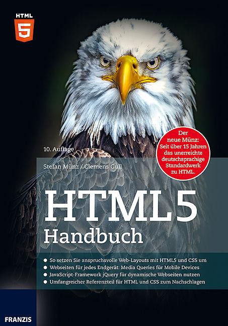 Html5 Handbuch Clemens Gull Stefan Münz Buch Kaufen Ex Libris