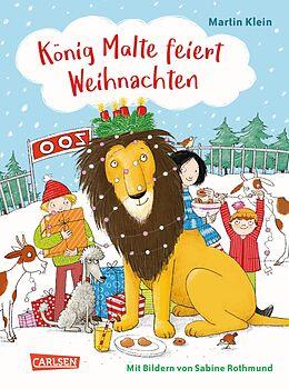 E-Book (epub) König Malte feiert Weihnachten von Martin Klein