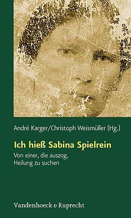 E-Book (pdf) Ich hieß Sabina Spielrein von