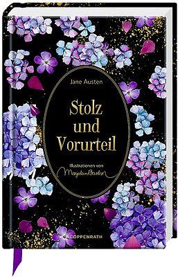 Fester Einband Stolz und Vorurteil von Jane Austen