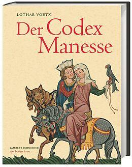 Der Codex Manesse [Version allemande]