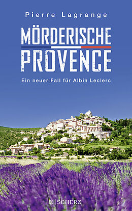 Kartonierter Einband Mörderische Provence von Pierre Lagrange