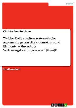 Cover: https://exlibris.azureedge.net/covers/9783/6560/1950/3/9783656019503xl.jpg