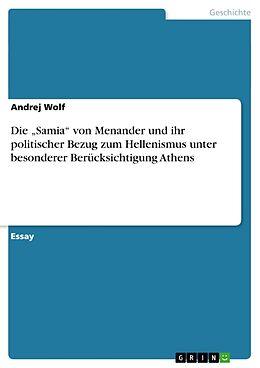 Cover: https://exlibris.azureedge.net/covers/9783/6560/2619/8/9783656026198xl.jpg
