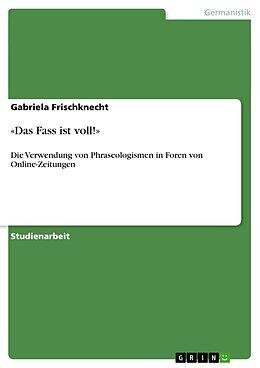Cover: https://exlibris.azureedge.net/covers/9783/6560/4495/6/9783656044956xl.jpg