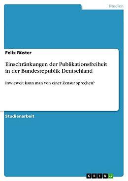 Cover: https://exlibris.azureedge.net/covers/9783/6561/6019/9/9783656160199xl.jpg