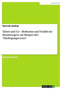 Cover: https://exlibris.azureedge.net/covers/9783/6563/4505/3/9783656345053xl.jpg