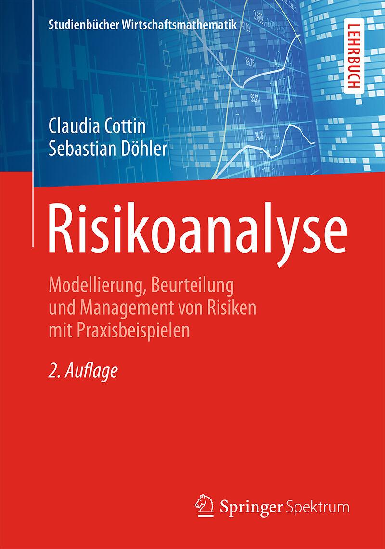 Risikoanalyse - Claudia Cottin, Sebastian Döhler - Buch kaufen ...