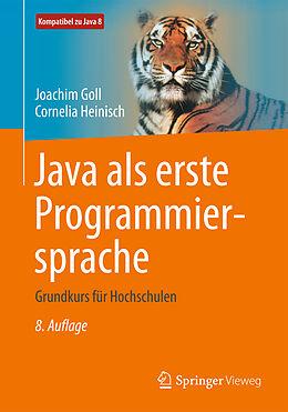 Java als erste Programmiersprache [Version allemande]