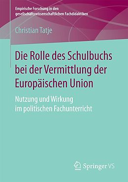 Cover: https://exlibris.azureedge.net/covers/9783/6581/7683/9/9783658176839xl.jpg