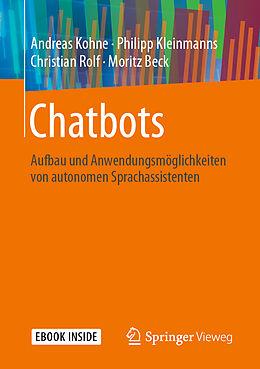 Set mit div. Artikeln (Set) Chatbots von Andreas Kohne, Philipp Kleinmanns, Christian Rolf
