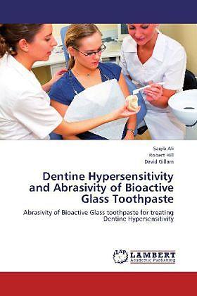 Bioactive Glass Toothpaste