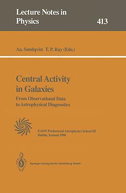 Kartonierter Einband Central Activity in Galaxies von