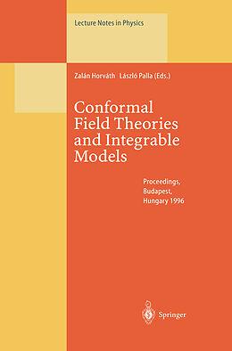 Kartonierter Einband Conformal Field Theories and Integrable Models von