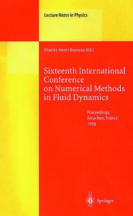 Kartonierter Einband Sixteenth International Conference on Numerical Methods in Fluid Dynamics von