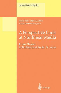 Kartonierter Einband A Perspective Look at Nonlinear Media von
