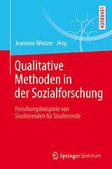 Qualitative Methoden in der Sozialforschung [Version allemande]