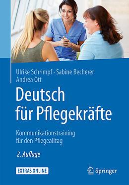 Deutsch für Pflegekräfte [Versione tedesca]