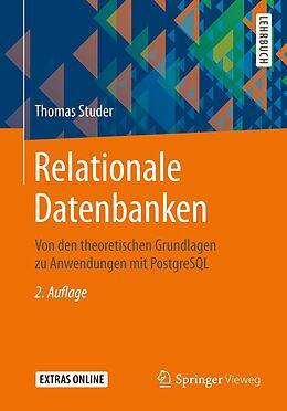 E-Book (pdf) Relationale Datenbanken von Thomas Studer