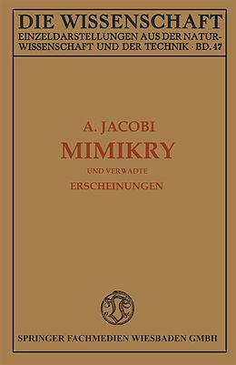 Cover: https://exlibris.azureedge.net/covers/9783/6630/3160/4/9783663031604xl.jpg