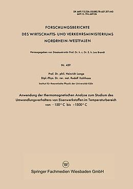 Cover: https://exlibris.azureedge.net/covers/9783/6630/3515/2/9783663035152xl.jpg