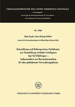 Cover: https://exlibris.azureedge.net/covers/9783/6630/6286/8/9783663062868xl.jpg